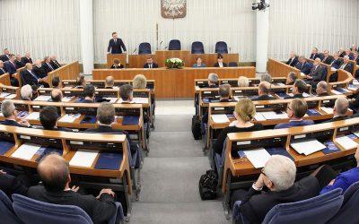 Ustawa o kasach online zatwierdzona przez Senat